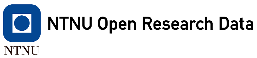 NTNU Open Research Data logo