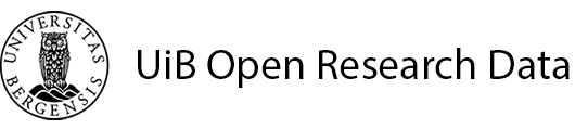 UiB Open Research Data logo